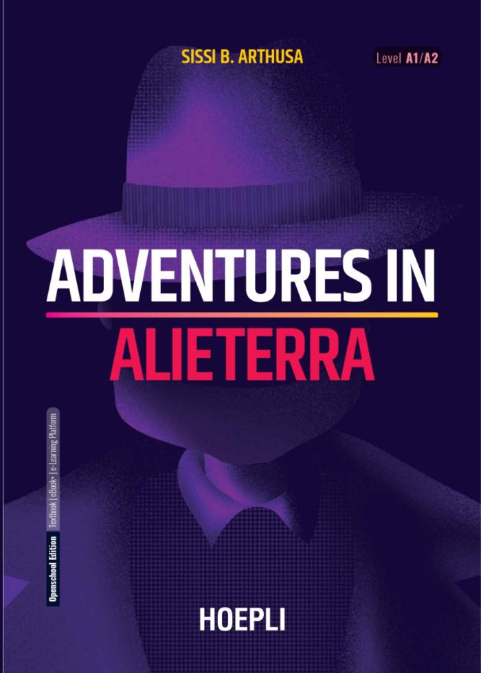 Adventures in Alieterra - Sissi B. Arthusa